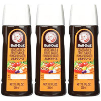 Bull-Dog Tonkatsu Sauce, 10.1-Ounce Units (Pack of 3)-Soyum Foods