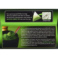 Itoen Matcha Green Tea Bag Ginger, 30g-Soyum Foods