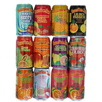Hawaiian Sun Juice Drinks Ultimate Variety Pack - Try Them All - Unique Fridge Magnet Included-Soyum Foods