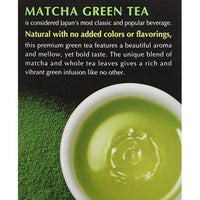 Matcha Tea Green Jasmine, 20 ct-Soyum Foods