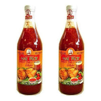 Mae Ploy Sweet Chili Sauce 32OZ (Pack of 2)-Soyum Foods