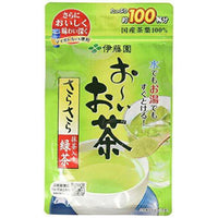 Itoen Oi Ocha Green Tea, Instant Japanese Green Tea 2.82oz-Soyum Foods