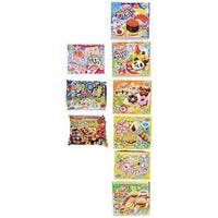 Kracie Popin Cookin 9 Item Bundle with Sushi, Hamburger, Bento, Cake Shop and More-Soyum Foods