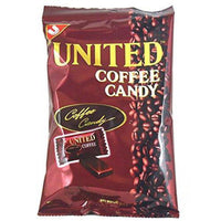 United Coffee Candy 4.94oz - 6 Bags of 4.94oz ea-Soyum Foods