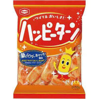 Kameda Seika Happy Turn, Japanese Rice Cake, 4.2oz/bag x 3 bags-Soyum Foods
