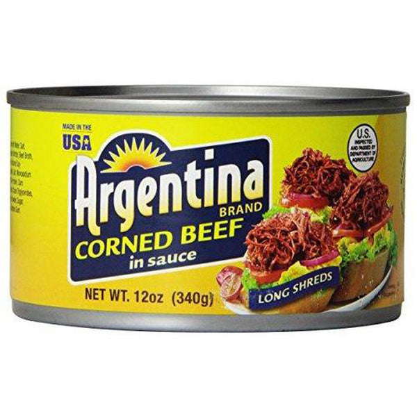 Argentina Corned Beef, 12 Ounce-Soyum Foods