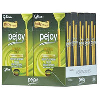 Pejoy Biscuit Stick, Matcha, 1.98 Ounce (Pack of 10)-Soyum Foods