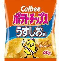 Calbee Potato Chips Usushi Oasi 60g ~ 12 pieces-Soyum Foods
