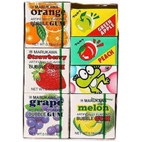 Marukawa 7 Pack Bubble Gum 1.29oz (5 Pack)-Soyum Foods