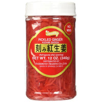 Kizami Shoga (Pickled Ginger) - 12oz by Shirakiku-Soyum Foods
