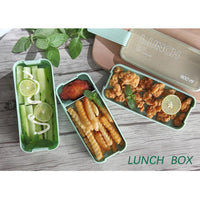 3 Layer Bento Box (900mL)-Soyum Foods