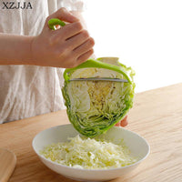 Stainless Steel Cabbage Slicer Vegetables Graters-Soyum Foods