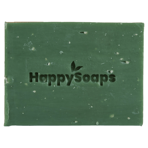 HappySoaps - Happy Body Bar - Citroen en Basilicum