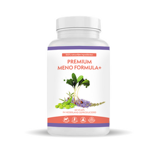 Premium Meno Formula supplement Plus