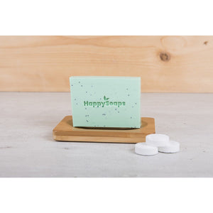 HappySoaps - Happy Body Bar - Tea Tree en Pepermunt