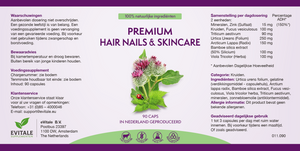 Premium Hair, Nails & SkinCare