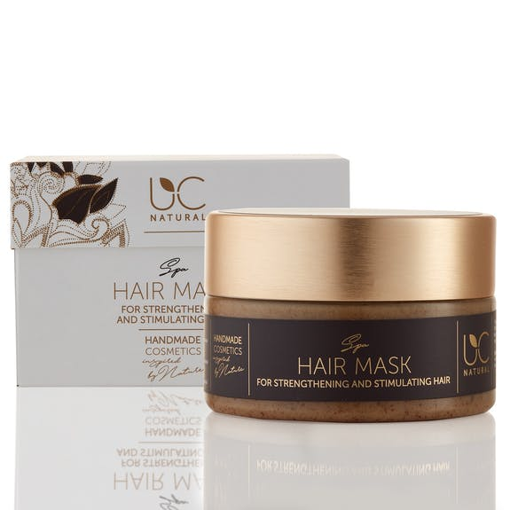 UC Natural: Spa Hair Mask for Strengthening and stimulating hair growth