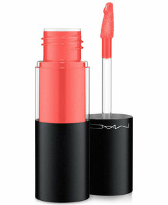MAC Versicolour Glass Lipgloss 8.5ml - Resilient Rouge