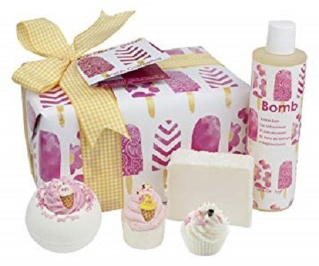 Bomb Ice Cream Queen Gift Pack