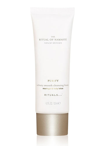 Rituals The Ritual of Namasté Velvety Smooth Cleansing Foam 125ml