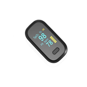 BOXYM oFit-2 Finger-Clamp Pulse Oximeter Medical Finger Blood Oxygen Saturometro Heart De Oximeter Portable Pulse Oximetro Monitor