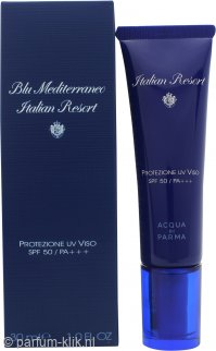 Acqua di Parma Blu Mediterraneo Italian Resort Face Cream SPF50 30ml