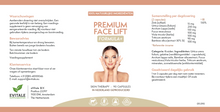 Afbeelding in Gallery-weergave laden, Premium Face Lift Formula+