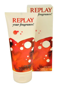 Replay For Her Your Fragrance! Body Lotion 200ml