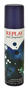 Replay For Him Your Fragrance! Deodorant Spray 150ml