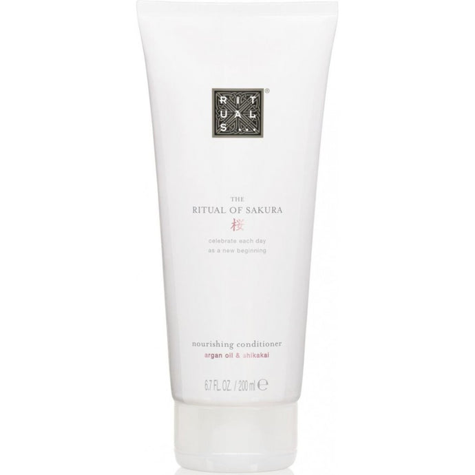 Rituals The Ritual of Sakura Argan Oil & Shikakai Voedende Conditioner 220ml
