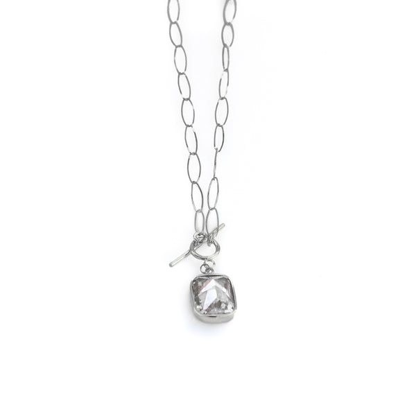 Empress Necklace-Silver