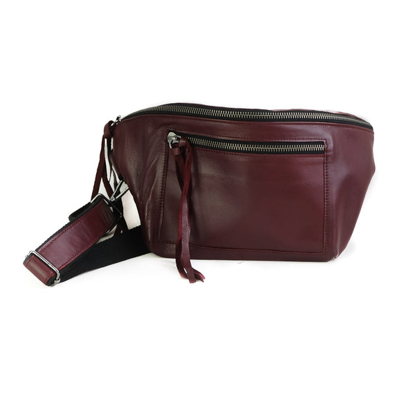 Belt Bag Mantra-Bordeaux
