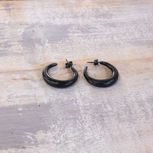Diaz Earrings-Black