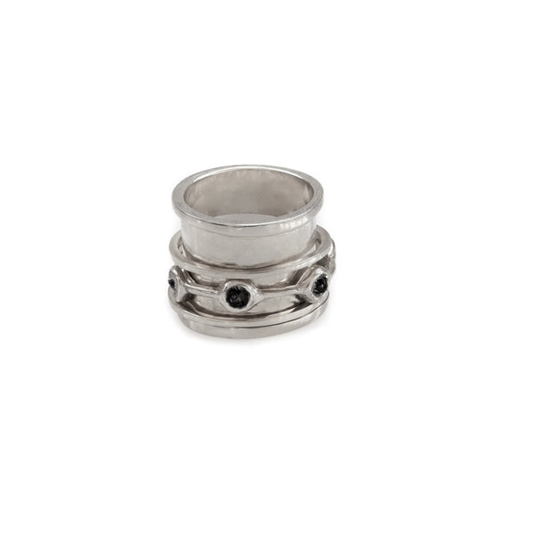 BerlinB Ring-Silver