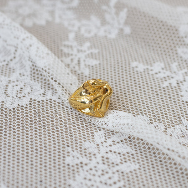 Scroll Ring-Gold