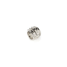 Load image into Gallery viewer, 3rd floor handmade Dubai ring silver