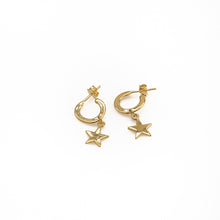 Load image into Gallery viewer, Vega Earrings-Gold