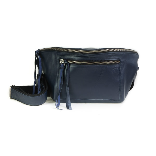 Belt Bag Mantra-Blue