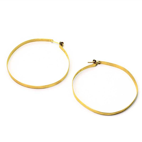 Longone Earrings-Gold