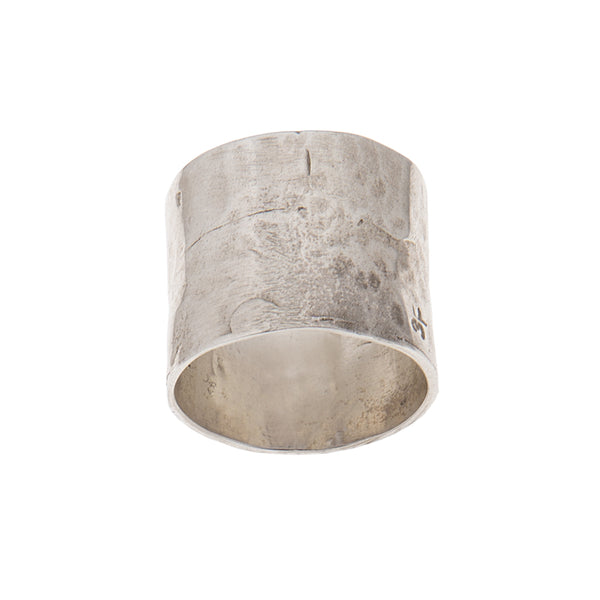 Pipe Ring-Silver