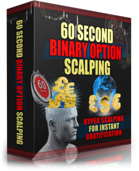 60 Second Binary Option Scalping - Forex EA Download