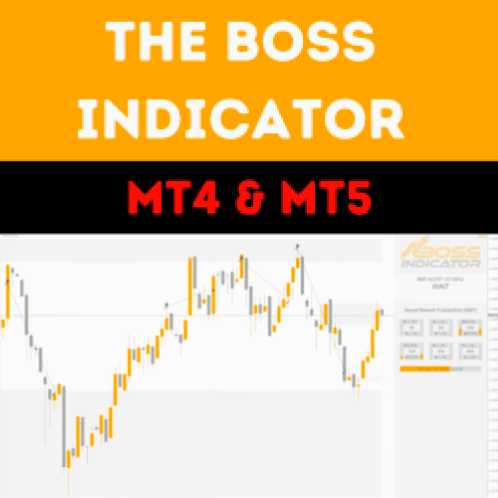 BOSS Indicator v4.0 (MT4&MT5)