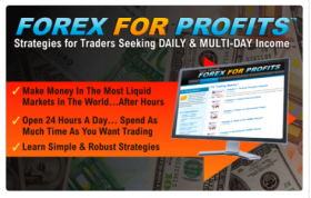 Forex For Profits Start-Up Edition by Todd Mitchel - Forex EA Download