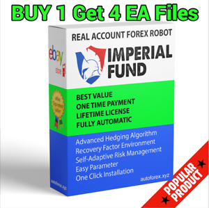 Imperial Fund-Profitable Real Account Forex EA - Forex EA Download