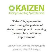 """Kaizen ON-DEMAND Apprenticeship"" by Steve Nison - Forex EA Download"