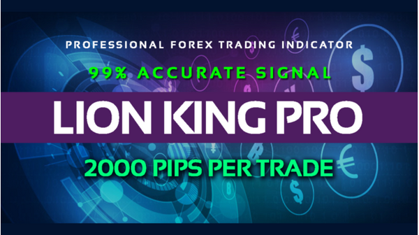 Lion King Pro MT4 Indicator - Forex EA Download