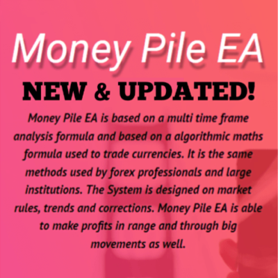 Moneypile EA (Updated Unlimited Version) - Forex EA Download