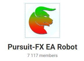 Pursuit Fx Robot EA