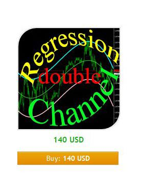 Regression Channel double - Forex EA Download