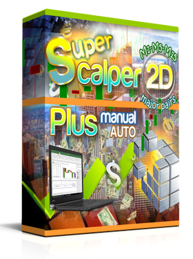 Super Scalper 2D Plus with M1 BONUS! - Forex EA Download